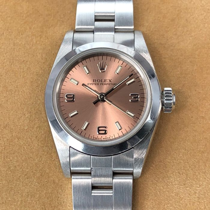 Rolex - Oyster Perpetual Lady - 67180 - Women - 1970-1979