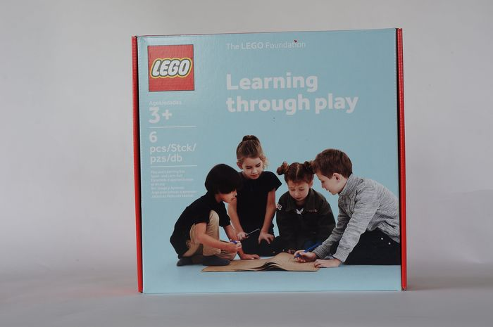LEGO - Education - Six Bricks Challenge Play and Learning Set