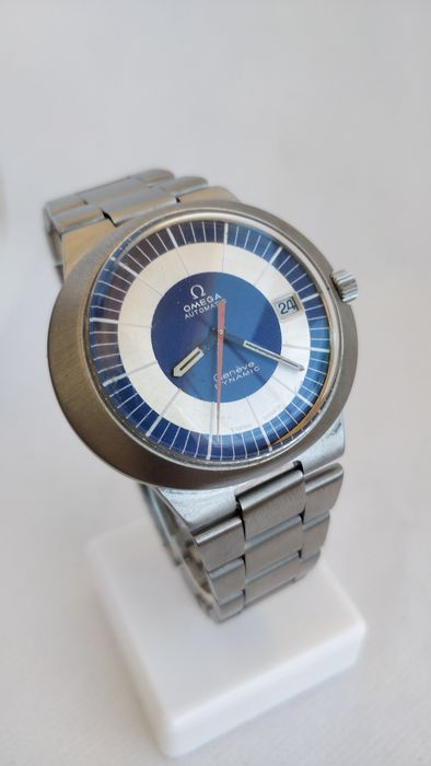 Omega - Geneve Dynamic - for collectors - Cal 565 - Herre - 1970-1979