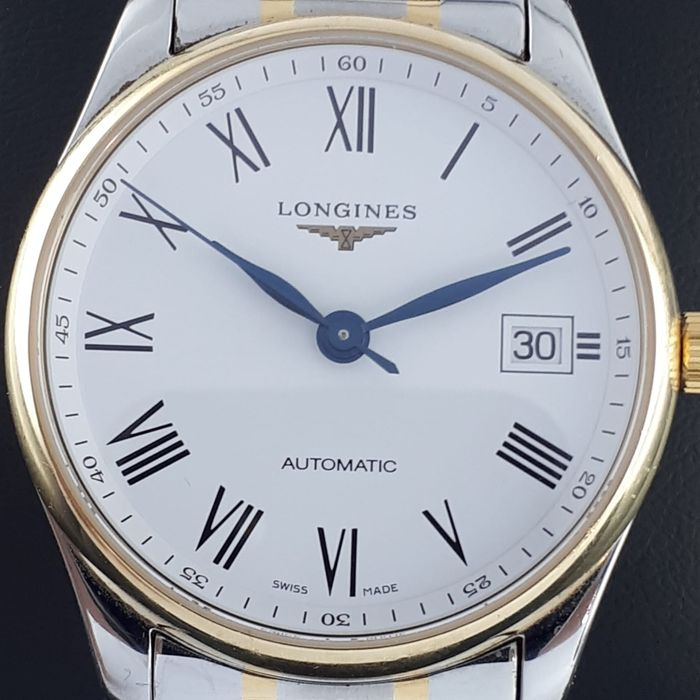 Longines - Master Collection Automatic Gold/Steel - L2 518 5 - Heren - 2011-heden