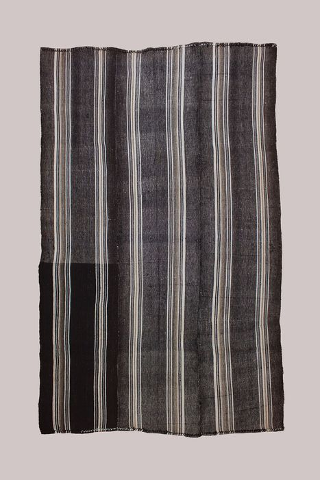 Anatolian Striped - Kelim - 293 cm - 184 cm