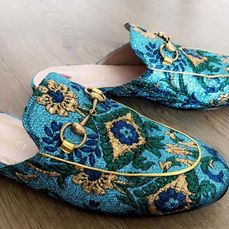 Gucci - Princetown slippers Pantoufles - Taille: IT 36