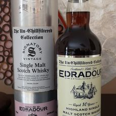 Edradour 2009 10 years old Single cask - Signatory Vintage - b. 2019 - 0.7 Litres