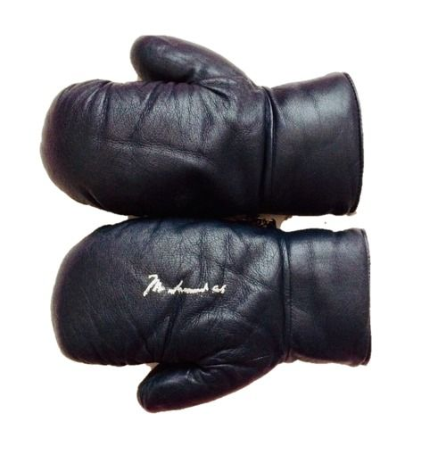 Boxing - Muhammad Ali - Boxing gloves