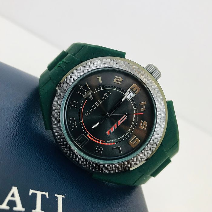 Reloj de pulsera - Maserati Pneumatic Men's Watch - 2016