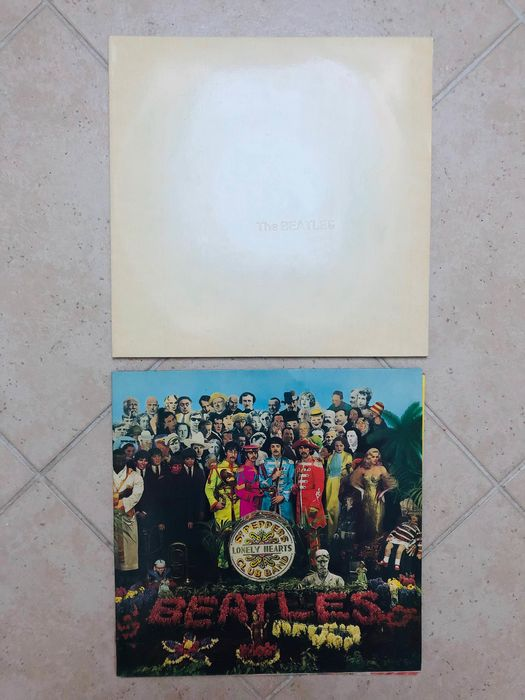 Beatles - Sgt  Pepper's Lonely Hearts Club Band - The