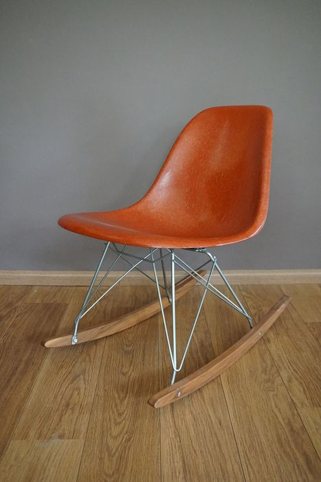 Charles Eames - Vitra - Mecedora - RSR from Miller collection