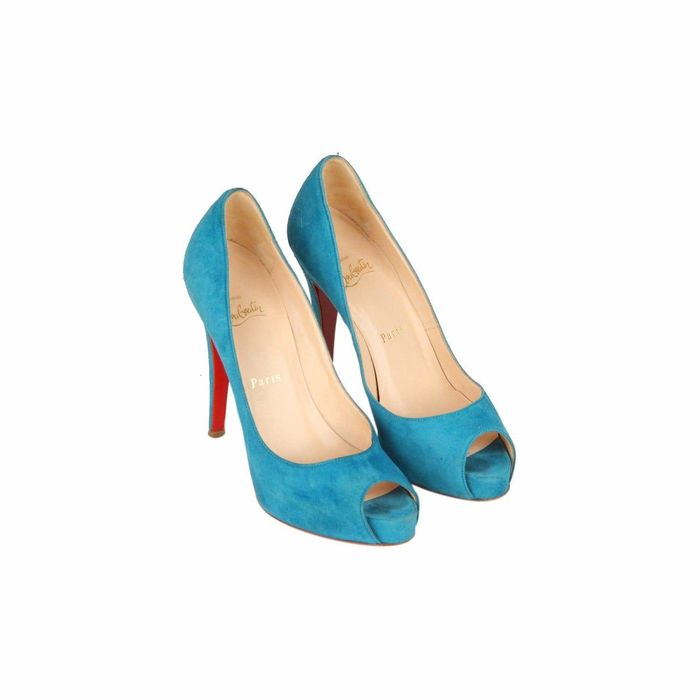 Christian Louboutin - Shoes Chaussures ouvertes - Taille: IT 36