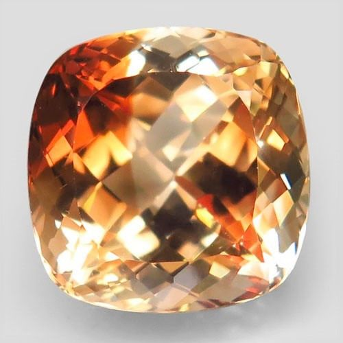 Ei varausta Hinta - Orangey Brown Topaasi - 19.08 ct