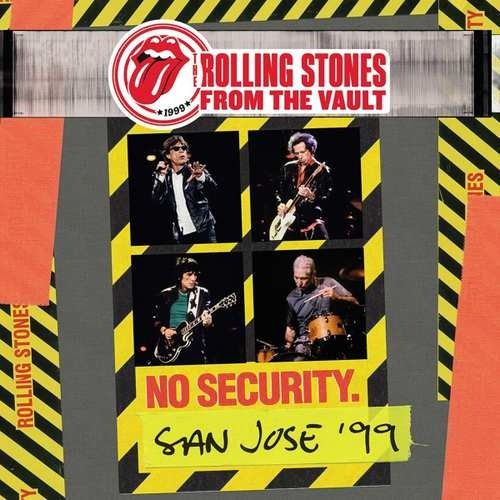Rolling Stones - No Security. San Jose '99 - Mint & Sealed - 3xLP Album (Triple album) - 2018/2018
