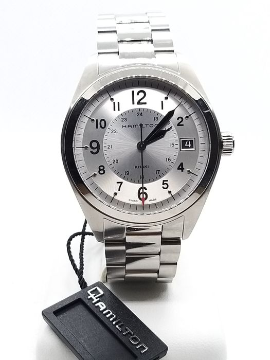 "Hamilton - Khaki field ""NO RESERVE PRICE"" - H68551153  - Men - 2019"