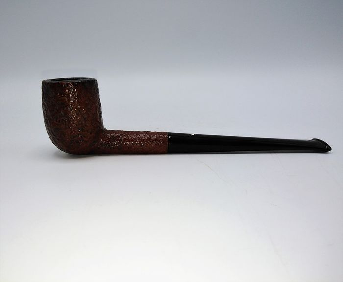 dunhill - Pipe - Wood, ebonite