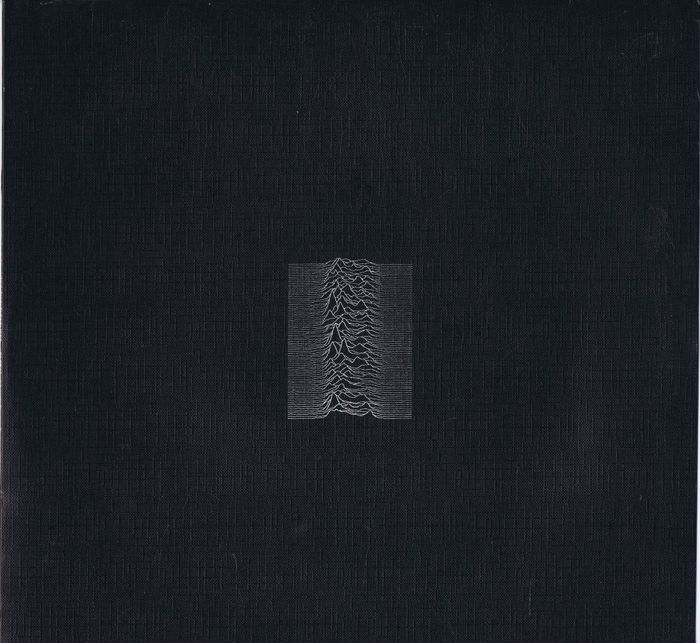 Joy Division - Unknown Pleasures  - LP Album - 1979