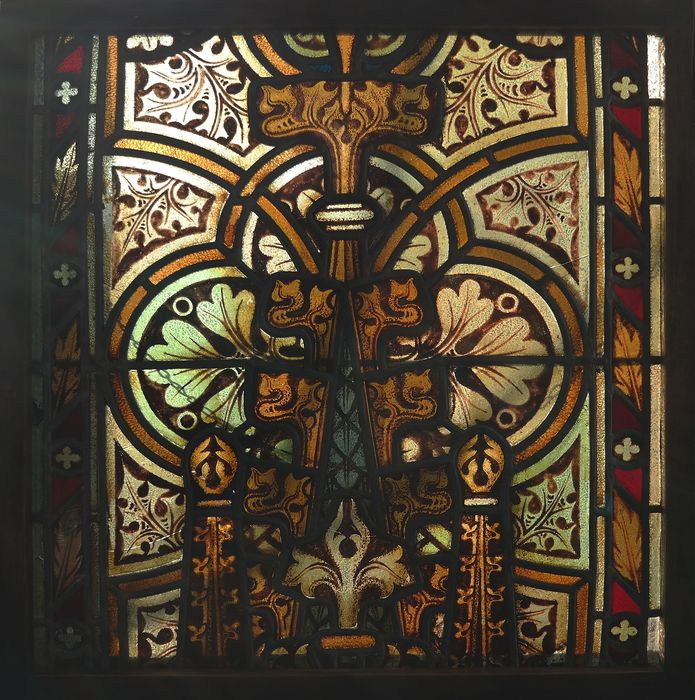 Window - Art Nouveau - Stained glass