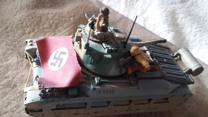forces of valor - english tank captured by the germans