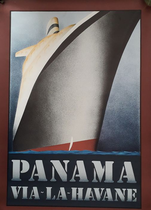Anonymous - PANAMA via LA HAVANA - Unknown