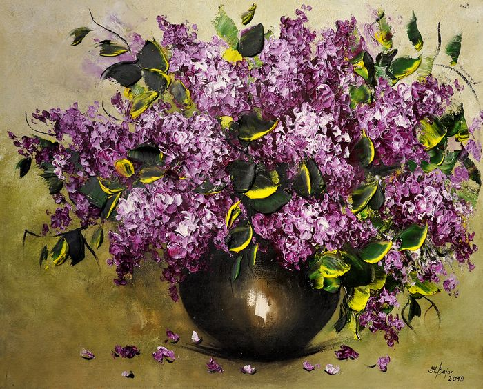 Kinga Bajor - lilacs