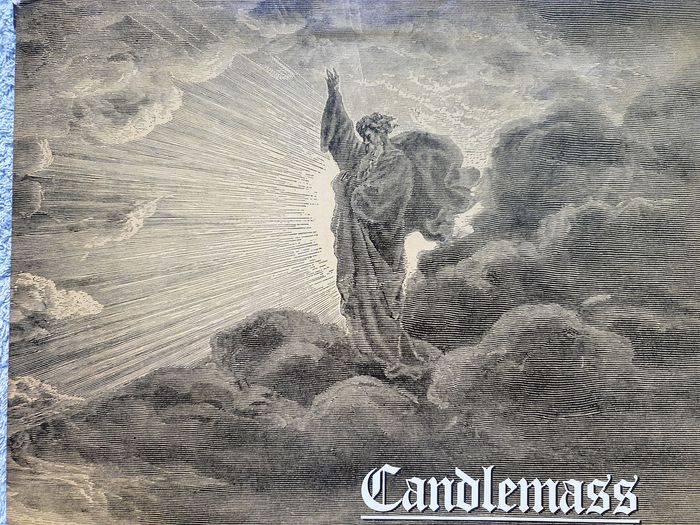 a.o. Candlemass / Sacred Reich / D.R.I. - Multiple artists - 7 Hard Rock / Metal albums - Multiple titles - LP's - 1979/1990