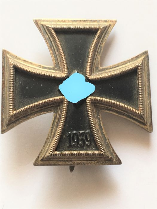 Germany - 3rd Reich Iron Cross 1st class - Award - 1939
