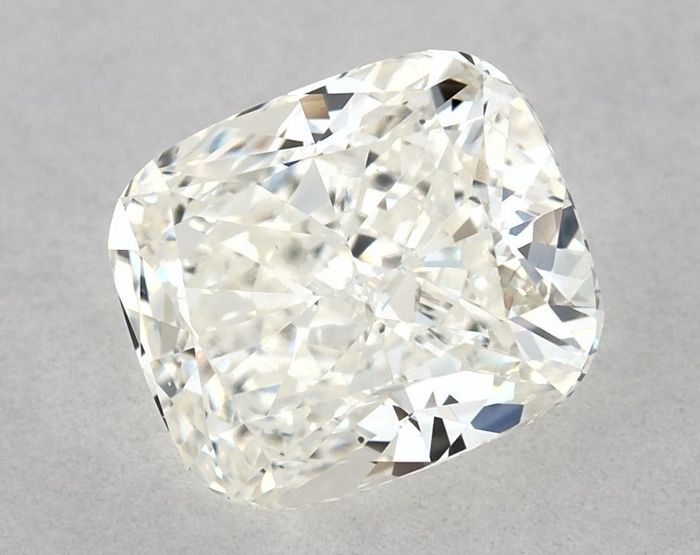Diamant - 1.01 ct - Brillant, Kissen - H - VS2, *VG/VG* - Low Reserve Price + Free FedEx Shipping
