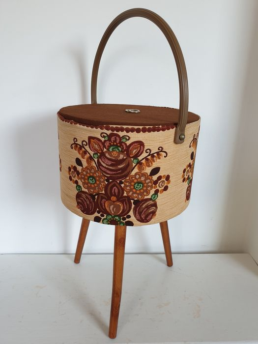 Sewing box / side table