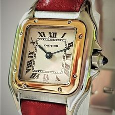 """Cartier - Panthere - """"NO RESERVE PRICE"""" - Ref. 1120 - Damen - 1990-1999"""