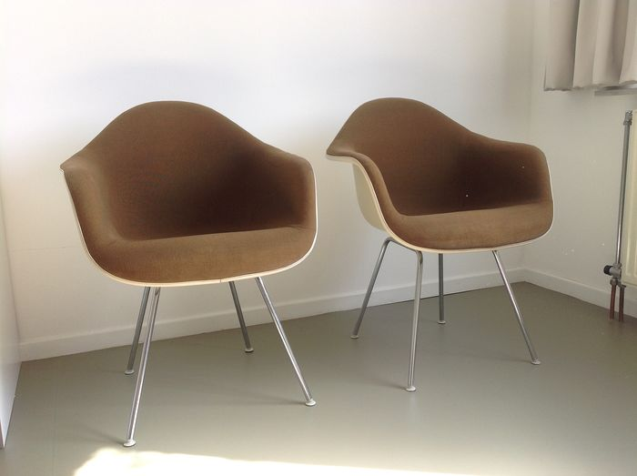 Charles Eames, Ray Eames - Herman Miller - Chair (2) - dax