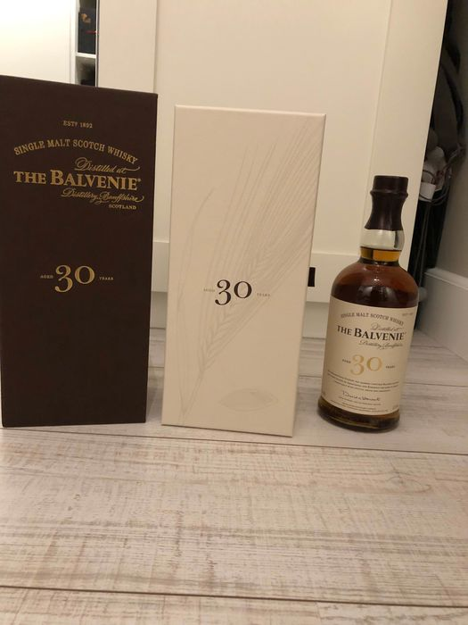 Balvenie 30 years old The Balvenie aged 30 years - 70 cl