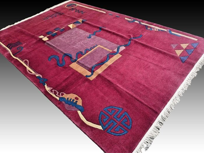 Modern contemporary  - Rug - 301 cm - 201 cm