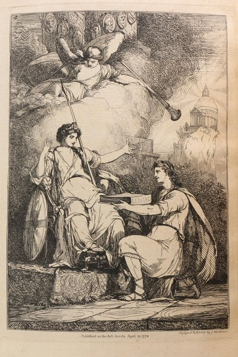 Luís de Camões / William Julius Mickle (translator) - The Lusiad; or, the Discovery of India. An Epic Poem - 1778