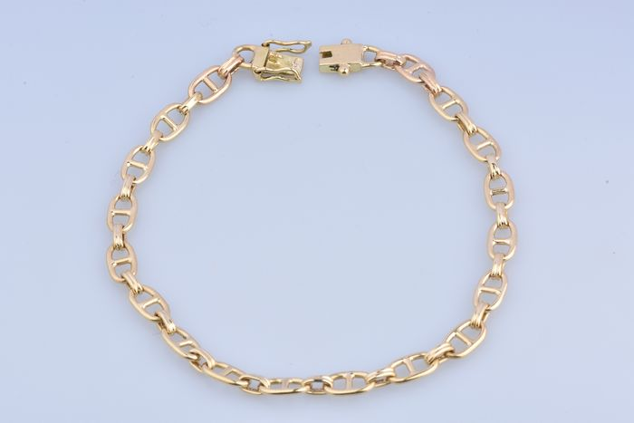18 kt. Yellow gold - Bracelet