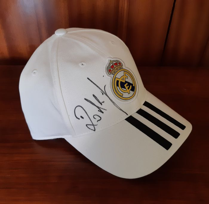 Real Madrid - Spanish Football League - Rodrygo Goes - Cap
