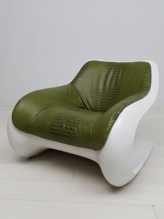 Klaus Uredat - Horn Collection - Fauteuil (1) - Targa chair