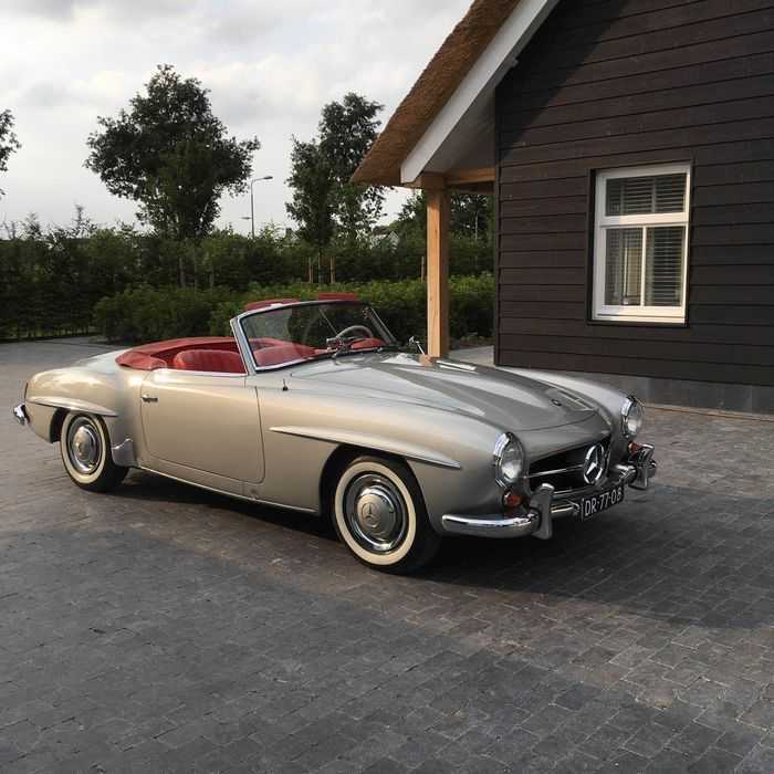 Mercedes-Benz - SL190 - 1956