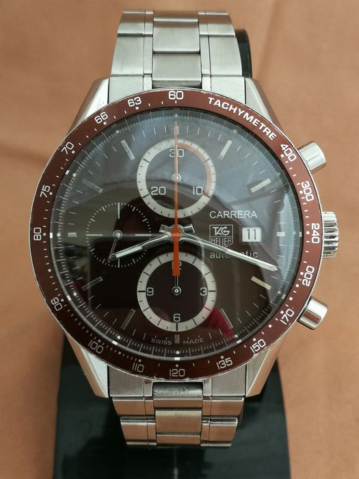 TAG Heuer - Carrera - Calibre 16 - CV2013-3 - Men - 2000-2010