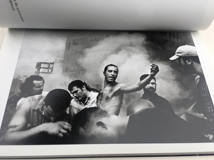 Signed; Paolo Pellegrin - Paolo Pellegrin - 2010