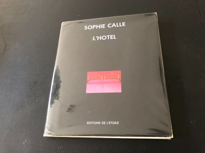 Sophie Calle - L'Hotel - 1984