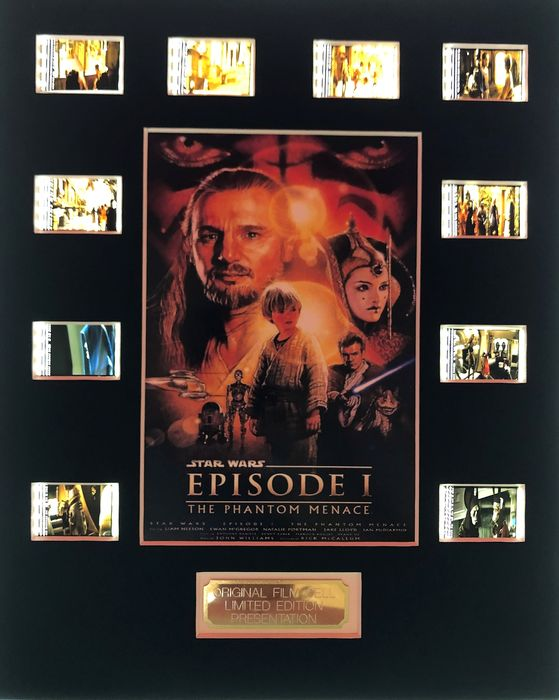Star Wars - Episode I - The Phantom Menace - Movie Cell Display