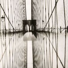 Anonym / Keystone - Reflections of a Photographer, Brooklyn Bridge, New York