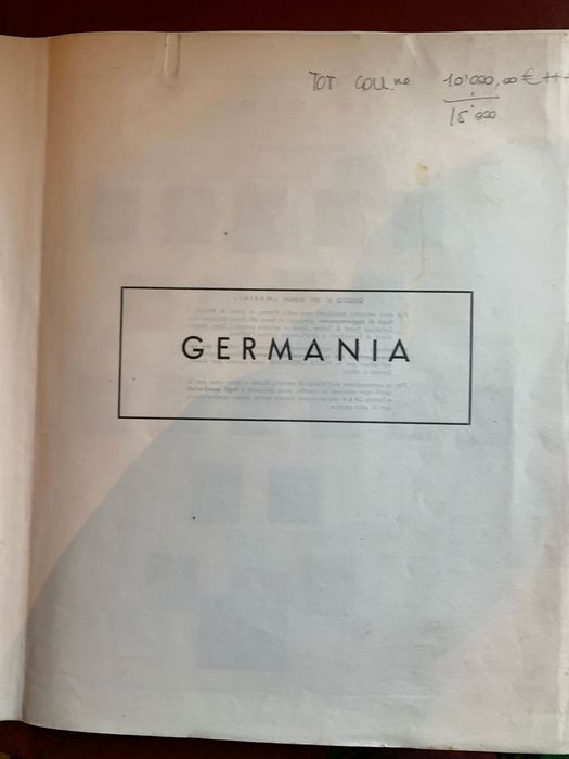 Allemagne - Collection from 1872