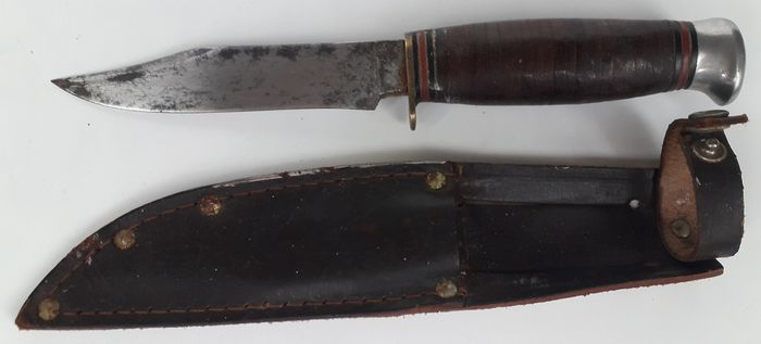 United Kingdom - WWII British - Knife