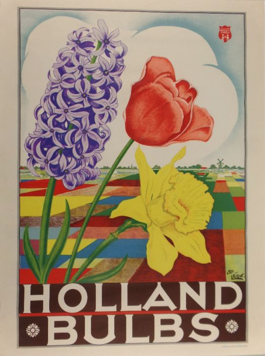 Leo Leon - Holland Bulbs - 1950s