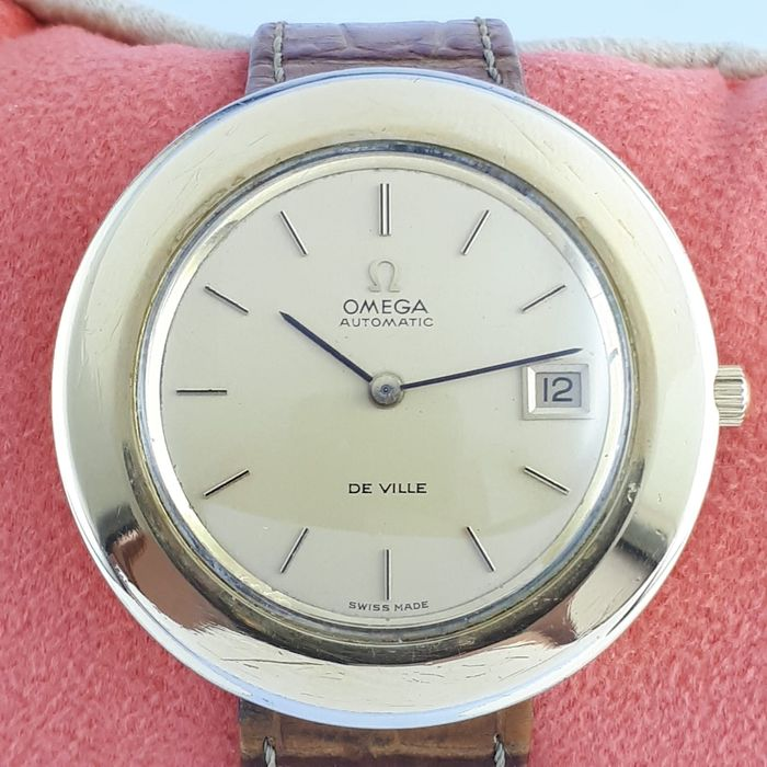 Omega - De Ville Automatic Cal.1002 - Ref.166.094 (40mm Big Size Case)  - 166.064 - Herren - 1960-1969