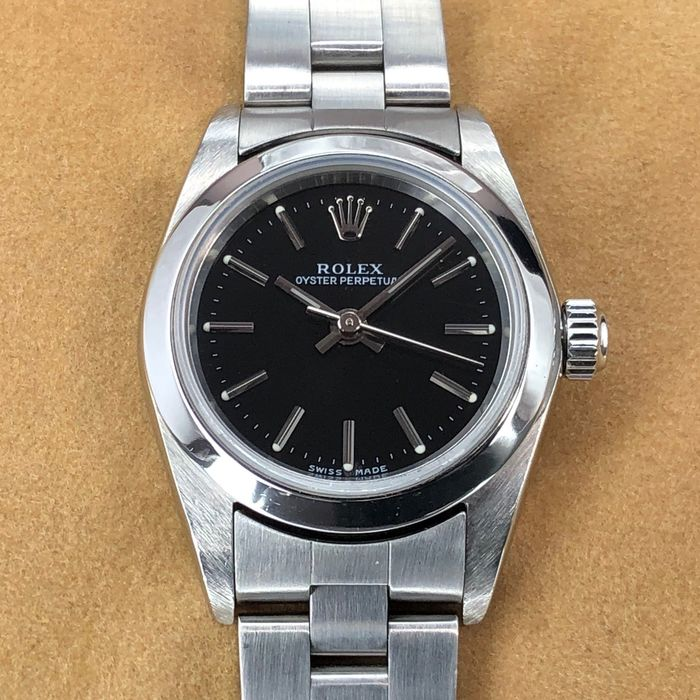 Rolex - Oyster Perpetual Lady - 76080 - Women - 2000-2010