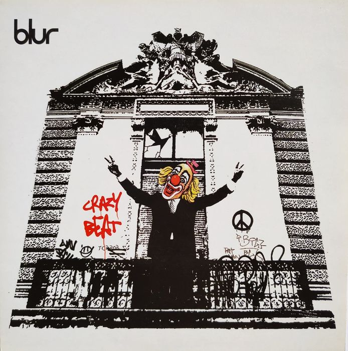 "Banksy x Blur - ""Crazy Beats"" LP"