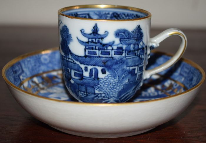 cup and bake (2) - Porcelain - China - mid 19th century