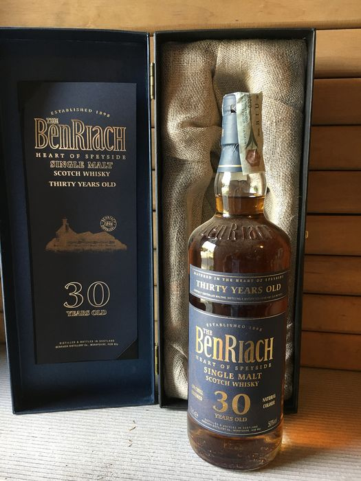 Benriach 30 years old - 70cl
