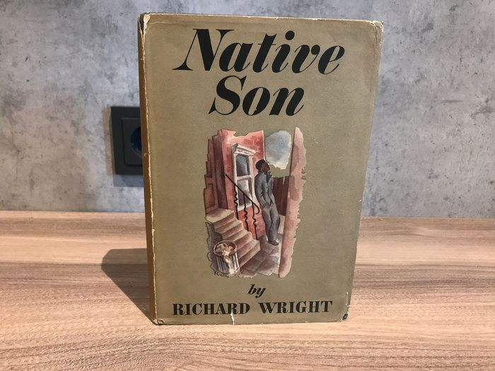 Richard Wright - Native Son - 1940