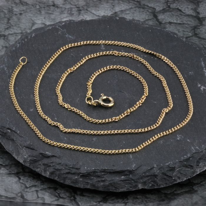 8 kt. Gold, Yellow gold - Necklace