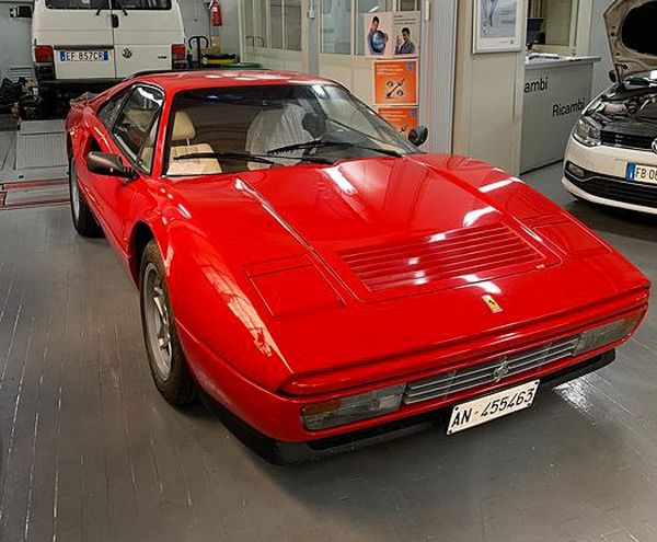 Ferrari - 208 GTB turbo  - 1987
